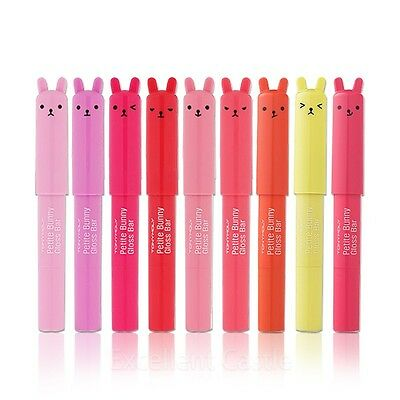 [Tonymoly] 9pcs Set Petite Bunny Lip Gloss Bar