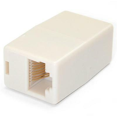 Ethernet RJ45 Cat5 Cat6 Joiner Coupler - Easy to Join or Extend Ethernet Cables
