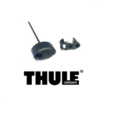 Thule Aero Bar Spare Plug, End Cap & Rod Lockable 31711 & 31712 New