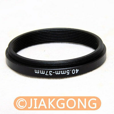 40.5mm-37mm Step Down Filter Ring Stepping Adapter