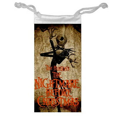 Nightmare Before Christmas Jewelry Bag or Glasses Cellphone Money for Gifts