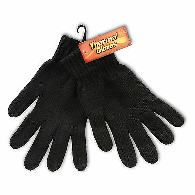 Wholesale Job Lot Mens Winter Thermal Warm Gloves Brand New