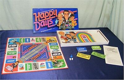 Happy Days Fonzies Real Cool Game Brettspiel 1976