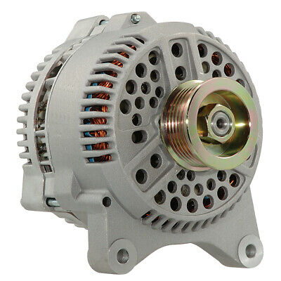 200AMP HIGH AMP ALTERNATOR Fits FORD E SERIES VAN 6.8 5.4 4.6L V8 V10 1997-2001
