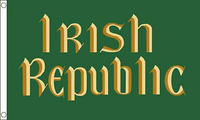 5' x 3' Irish Republic Flag Eire Irish Easter Rising Banner