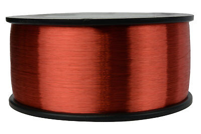 TEMCo 42 AWG Gauge Enameled Copper Magnet Wire 1.5lb 155C 73261ft Magnetic Coil