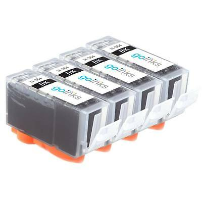 4 Black XL Ink Cartridge for HP Officejet 4610 4620 4622 & DeskJet 3070A
