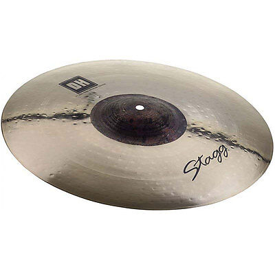 "Stagg DH-CMT16E DH EXO Medium Thin Brilliant Crash 16"" Becken"