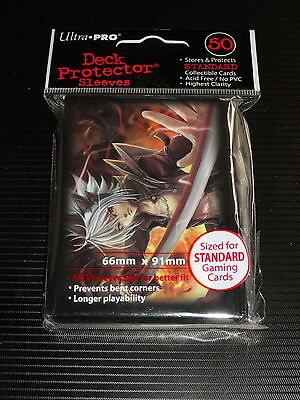Game & Trading Card Ultra Pro Standard Deck Protector Sleeves X 50 Picture