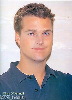 """CHRIS O'DONNELL - TEEN BOY ACTOR - 11""""x8"""" MAGAZINE CLIPPING POSTER PINUP"""