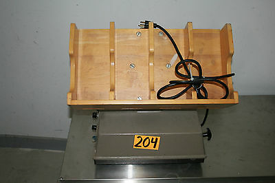 Fmc J-50 Syntron Tilt Paper Check Money Jogger Sorter