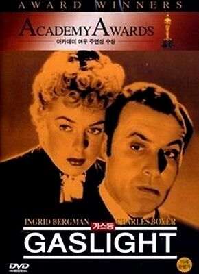 Gaslight (1944) New Sealed DVD Ingrid Bergman