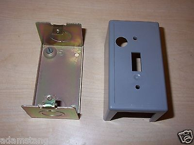 New Square D 2510 Manual Motor Starter Nema 1 Enclosure Only