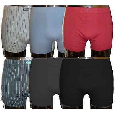 144 Pairs Mens Boxer Shorts with Lycra Great Quality Job Lot  FREE DELIVERY