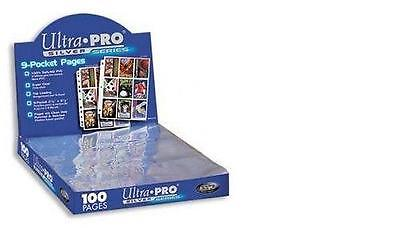 yu-gi-oh ULTRA PRO  9-Pocket/ Ordner Pages/Seiten ---5 Seiten/ Pages