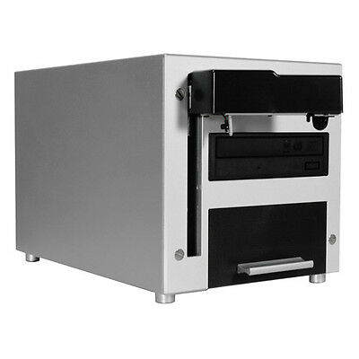 The Cube 1 Target Automatic Robotic DVD CD Duplicator 25 Disc Capacity 320GB HDD