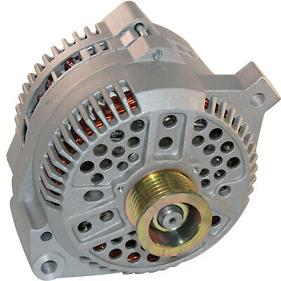 160AMP HIGH OUTPUT ALTERNATOR Fits FORD MUSTANG 1-WIRE 1965-1996 160AMP NEW
