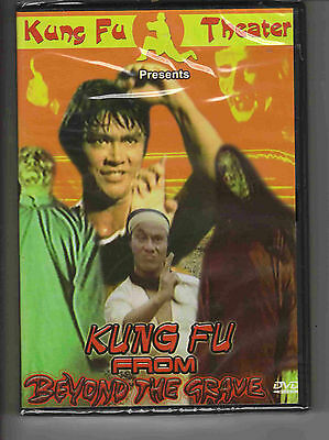 Kung Fu From Beyond the Grave                                     NEW DVD