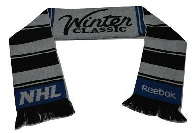 Reebok NHL Winter Classic Knit Scarf Philadelphia 2012 - Adult OSFA