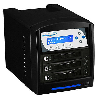HDDShark 2 Target HDD Hard Drive SSD Data Clone Duplicator Standalone