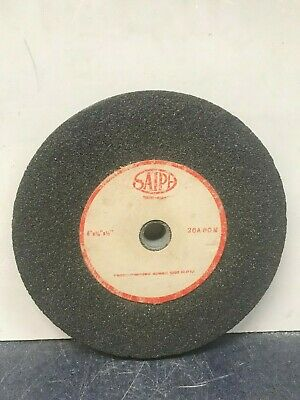 BAYSTATE 3x1-1//2X3//8 3A60 Grinding Wheels 10Pc D060-10