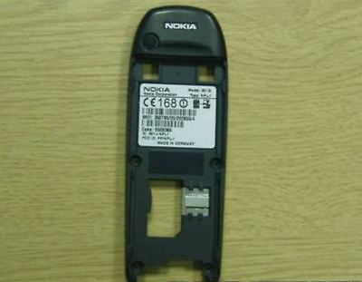 Genuine Nokia 6210 6310 6310i Chassis Rear Housing BLk