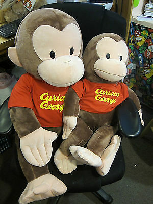 Curious George Stuffed Animal