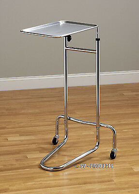 New Mayo Instrument Stand with Removable Tray – 222