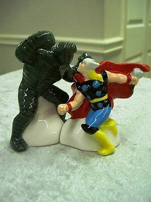 Westland Salt & Pepper Shakers The Mighty Thor Vs Destroyer