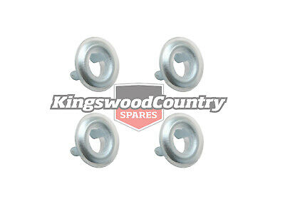 Holden CHROME Door Lock Ferrule HK HT HG HQ HJ HX HZ WB LC LJ LH LX collar knob