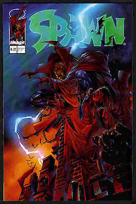 Spawn  Infinity Comic Vol.1 # 12/'98
