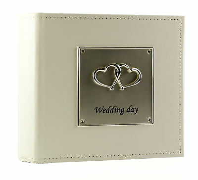 Wedding Day Entwined Heart Photo Album 77125