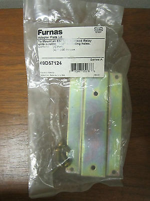 Furnas Adapter Plate Kit 49D57124 New!!