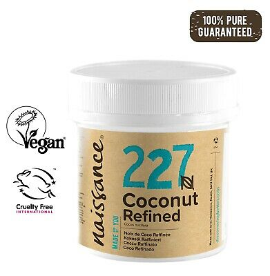 Coconut Refined (Solid) Oil 100g by Naissance