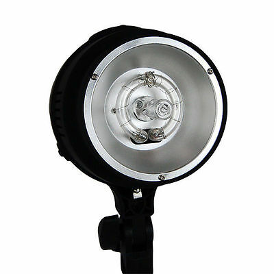 Lusana Studio 180W Photography Monolight Lighting Strobe Flash F180