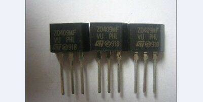10Pcs Z0409 Z0409MF 4A Triacs TO-202 US Stock b