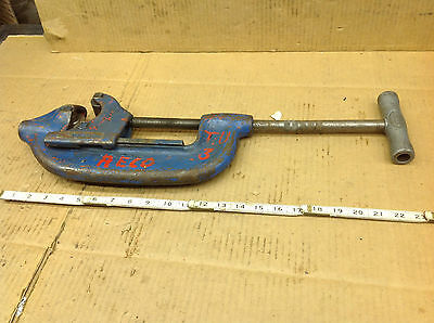 """Ridgid No. 4,   2""""- 4"""" Pipe Cutter Tool. FREE EXPEDITED SHIPPING"""