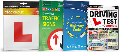 The Ultimate Driving Theory Test Gift Package 2019