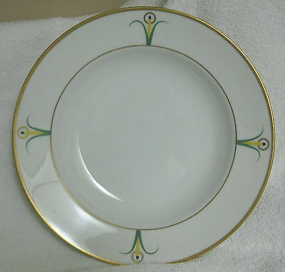 LS Collection Bissell Wilhite Large Rimmed Soup Bowl Cereal Lily Pattern