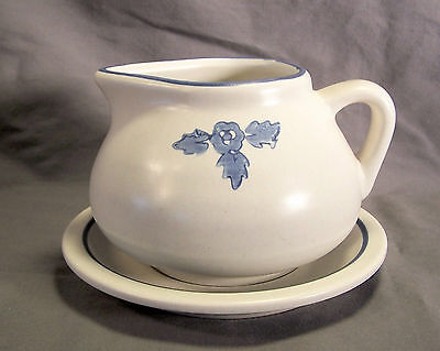 PFALTZGRAFF - Yorktowne - Gravy Boat and Underplate