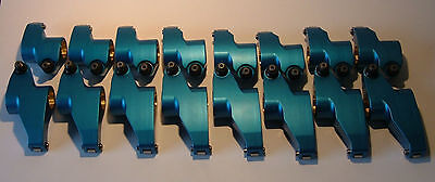 NEW!   354, 392 Early Hemi Billet Aluminum Roller Rocker Arms, Nitro Race Hemi