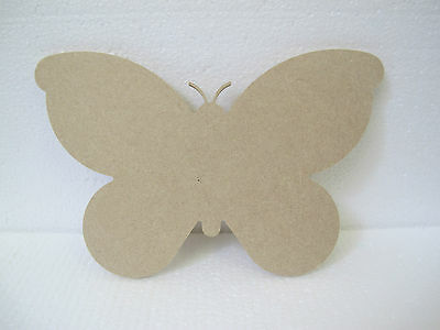 Wooden Butterfly Shapes