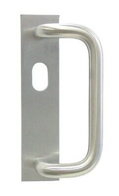 Kaba Door Handle TAFE03CSCPL Tafe 03 Left Handed Concealed Fix Satin Chrome
