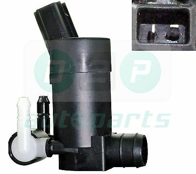 For Ford Mondeo Mk3 (2000-2007) Twin Outlet Windscreen Washer Pump 1145866