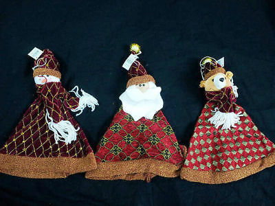 Bulk Lot x 12 Premium Quality Kid Teenage Size Christmas Santa Bear Snowman Hat