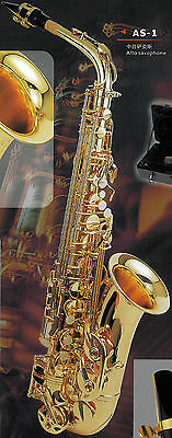 Alt Saxophone AS-1 mit Koffer