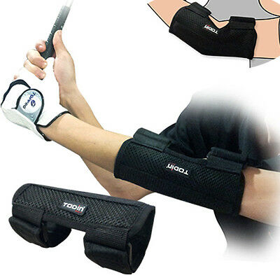 Elbow Braces TacTic band golf swing training correction supplies aids goods