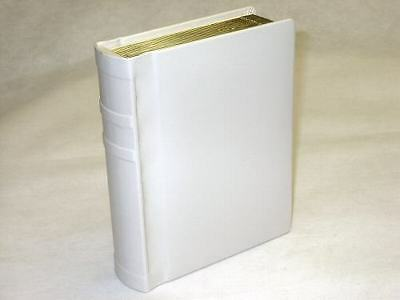 Professional 5x7 ivory Wedding/Parent Album - 24 photos (Engraving Available)
