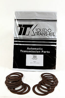 Baxa B6Va Maxa Mdwa M6Ha Transmission Rebuild Kit 1997 Up Honda