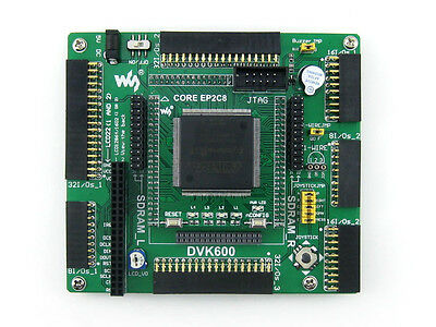 ALTERA FPGA EP2C8Q208C8N Cyclone II Development Board with EP2C8 Core Kit